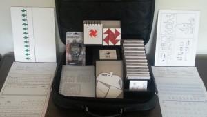 wisc-r zeka testi test materyali çantası