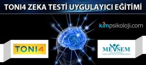 toni4 zeka testi uygulayıcı eğitimi